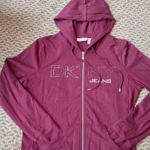DKNY JEANS XL Sweatshirt Hoodie